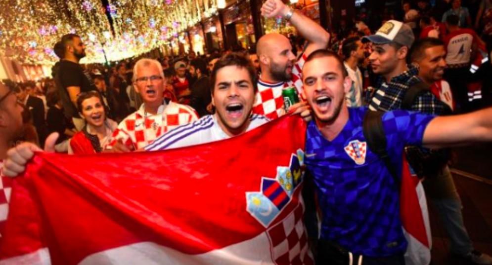 Mondiali, domenica esodo a Zagabria per la comunità croata