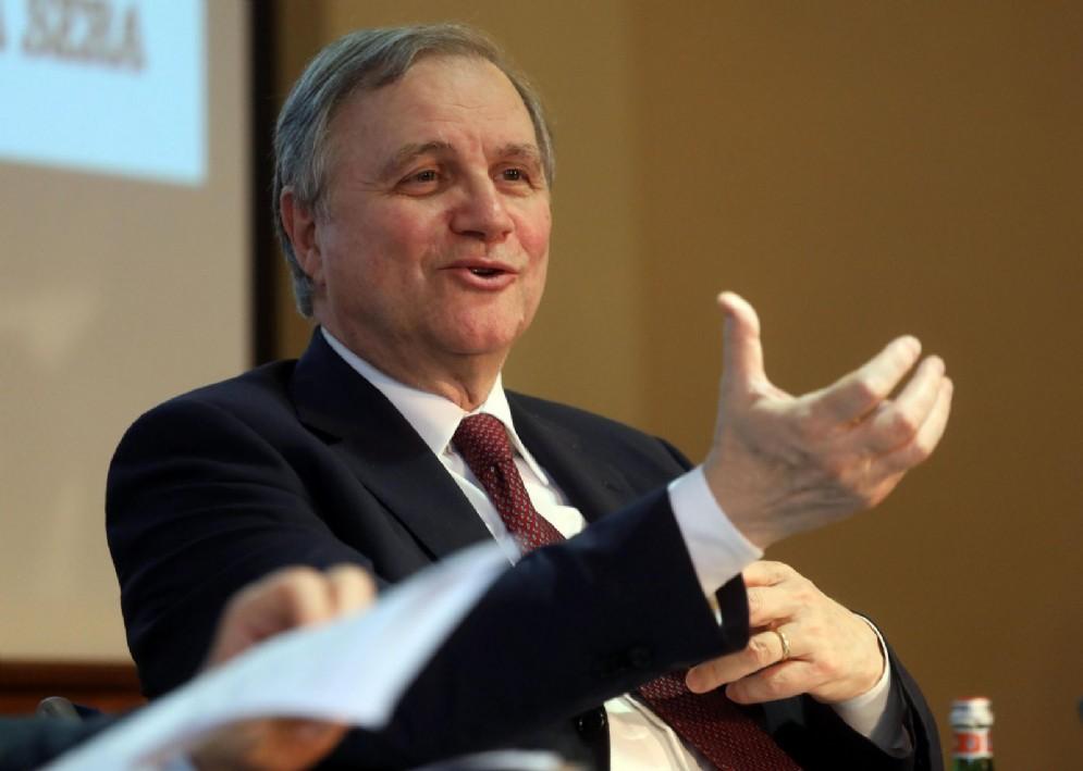 Il governatore di Bankitalia Ignazio Visco