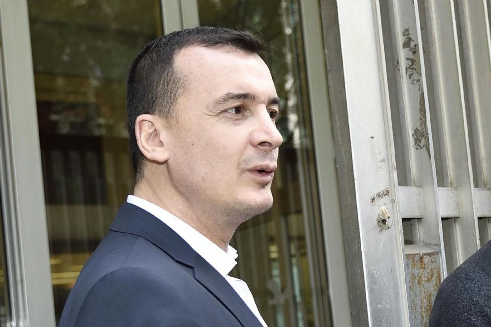 Rocco Casalino, responsabile comunicazione del M5s e portavoce del premier Conte