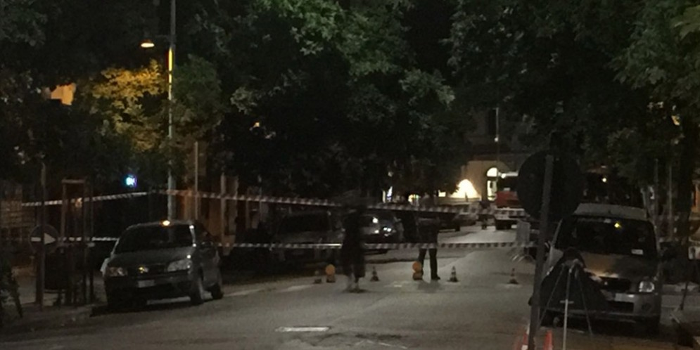 Udine, fuga di gas: strada chiusa e bar evacuati