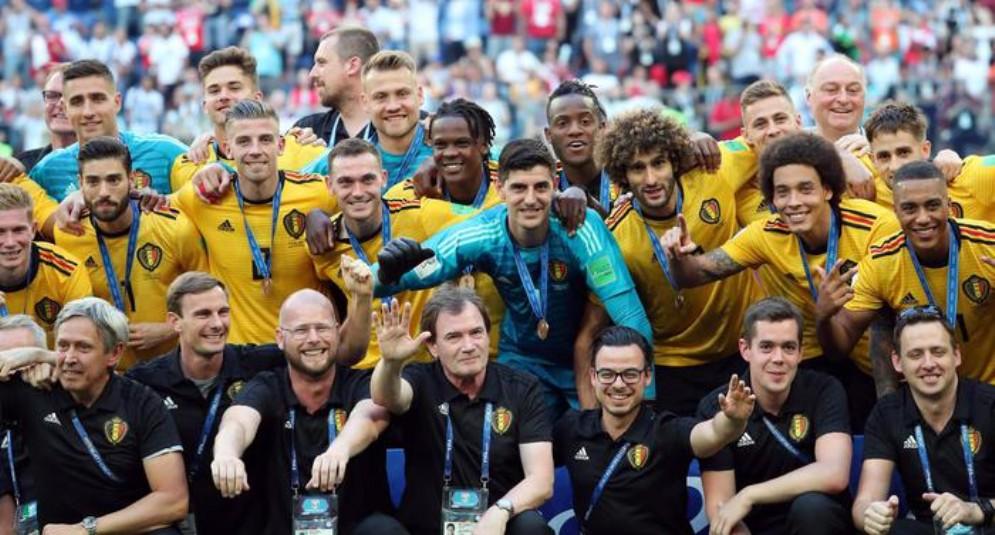 Russia 2018, Belgio al terzo posto