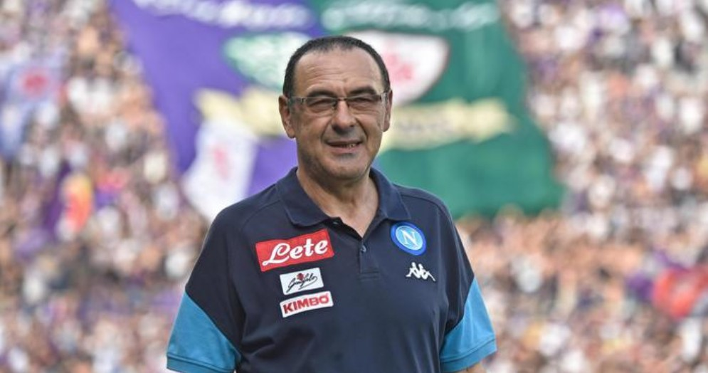 Maurizio Sarri, ex tecnico del Napoli