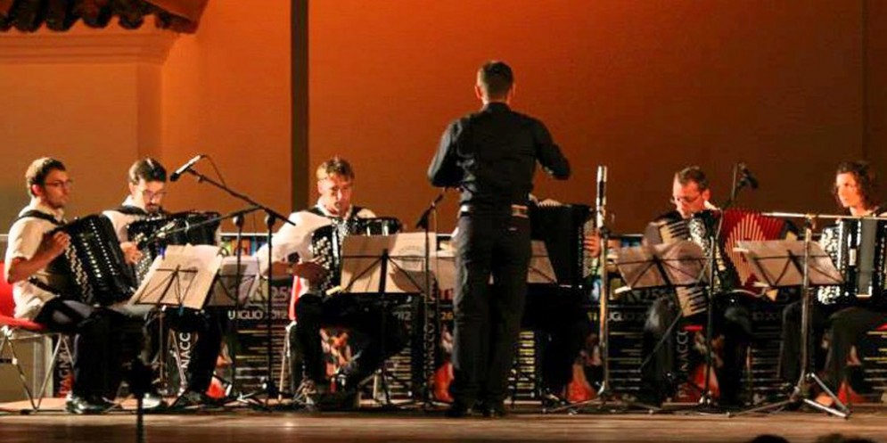 A Tarcento le star mondiali della fisarmonica