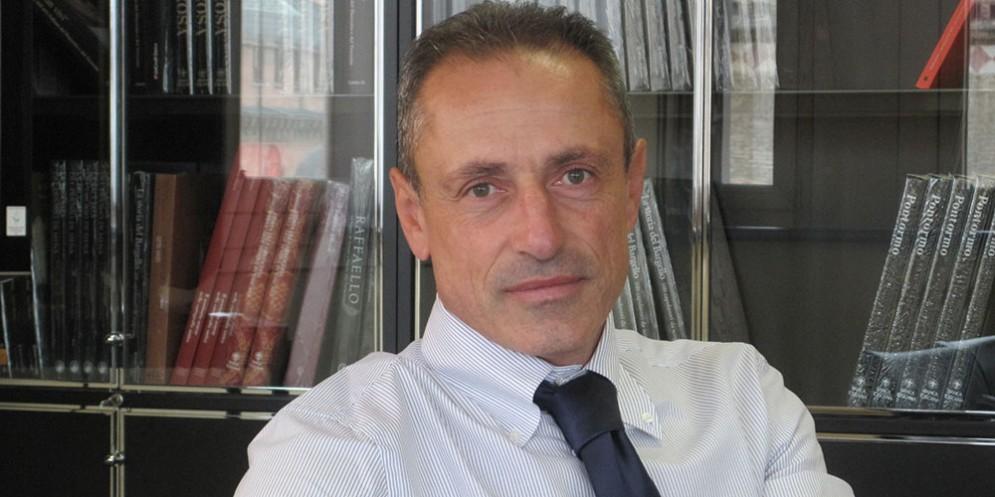 Elfo Bartalucci, General Manager dell'Area territoriale Nord Est di Banca Mps