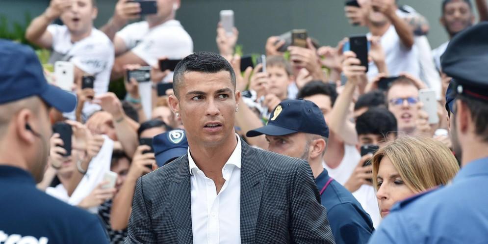 E' Ronaldo-mania anche a Trieste, dove ora c'è un nuovo gusto di gelato, CR7