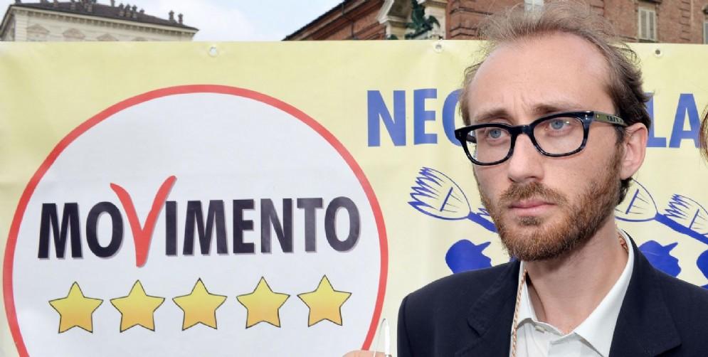 Davide Bono del M5S