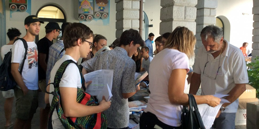 Estate a Pordenone: arrivano le giornate del libero scambio del libro di testo usato