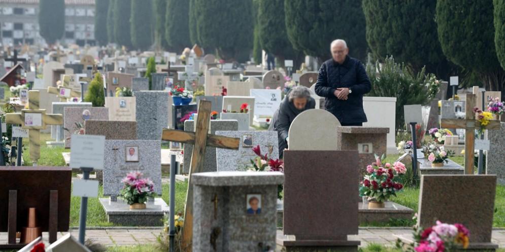 Nuovo complesso cimiteriale a Sant'Anna