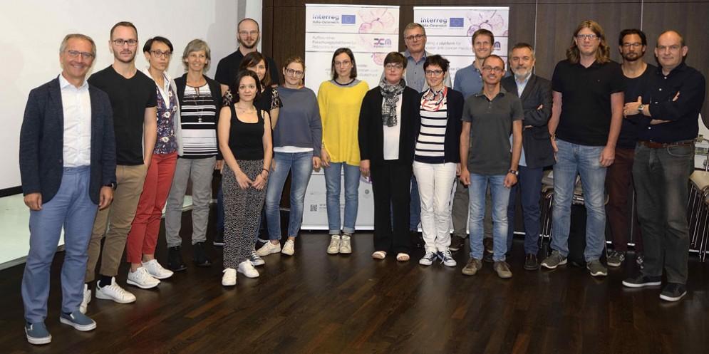 PreCanMed: il progetto transfrontaliero sulla medicina anticancro di precisione