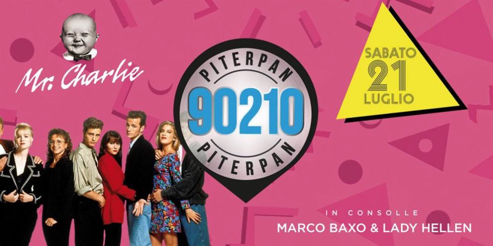 90210: al Mr.Charlie arriva musica Dance degli anni 90 e 2000