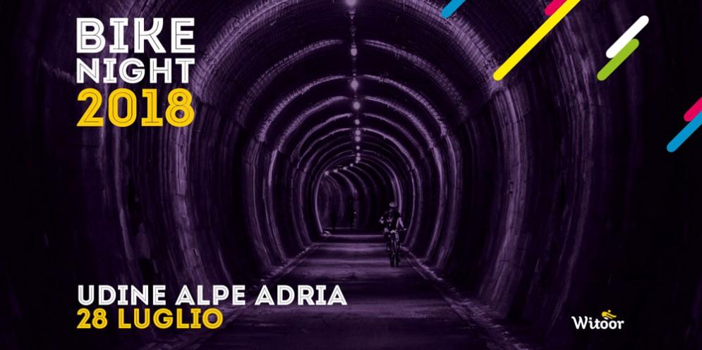 Bike Night torna a Udine per la sua terza edizione