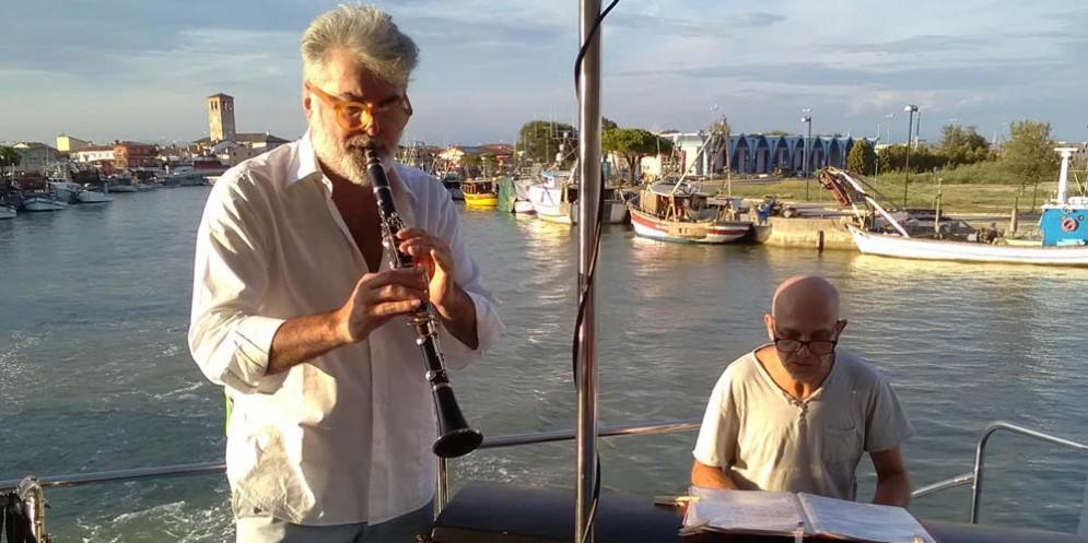 Laguna Jazz: crociere serali a Marano con concerto e cena di pesce