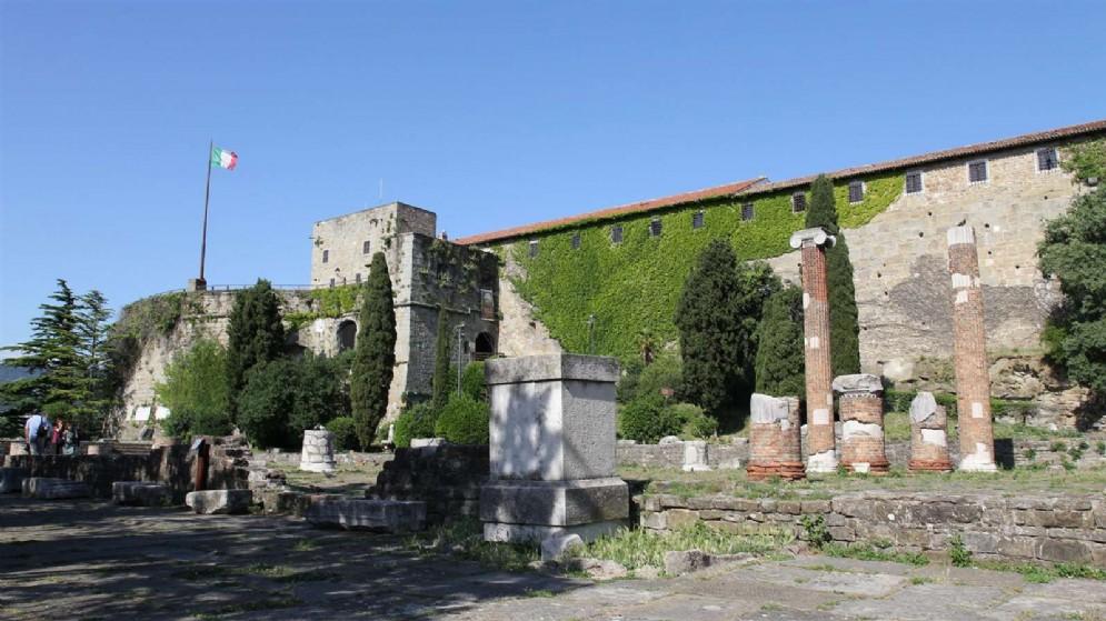 Appuntamento con la 'Notte magica al Castello di San Giusto'