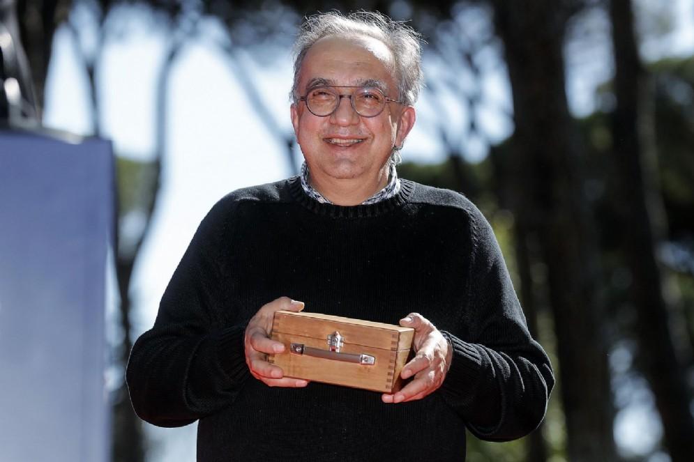 Sergio Marchionne, amministratore delegato di Fca