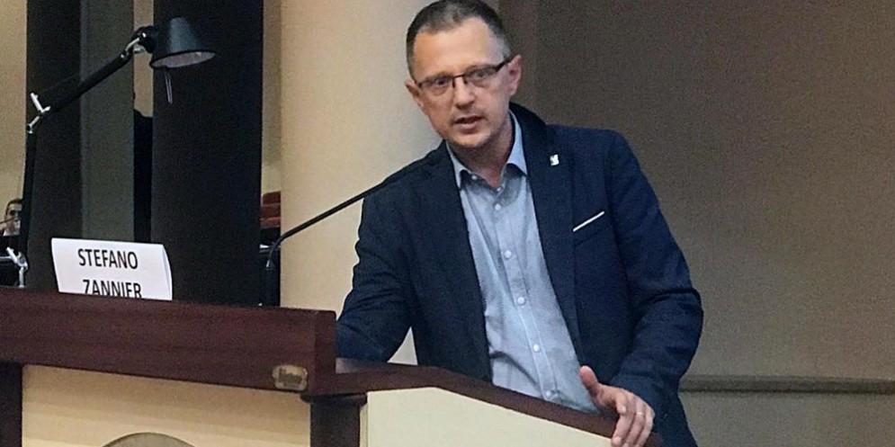 Zannier, la Regione è impegnata per migliorare l'utilizzo dei boschi del FVG