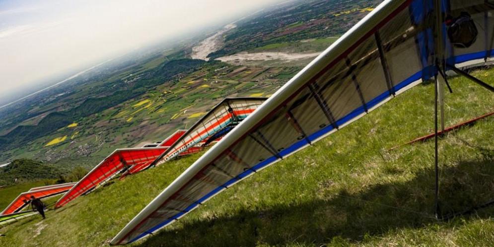 Al via i Campionati Premondiali di Deltaplano in FVG