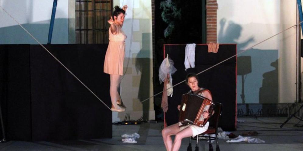"""""""Arti e Sapori"""", circo contemporaneo e ristorazione di eccellenza: le due anime del festival di Zoppola"""