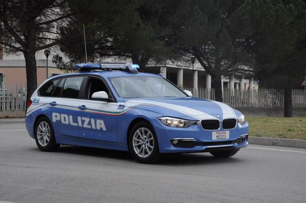 Un arresto nel quartiere Mirafiori