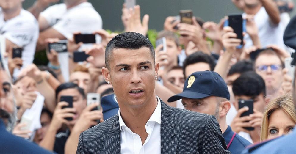 Cristiano Ronaldo l'alieno: a Torino una macchina Nasa da 2 milioni di euro per allenarsi