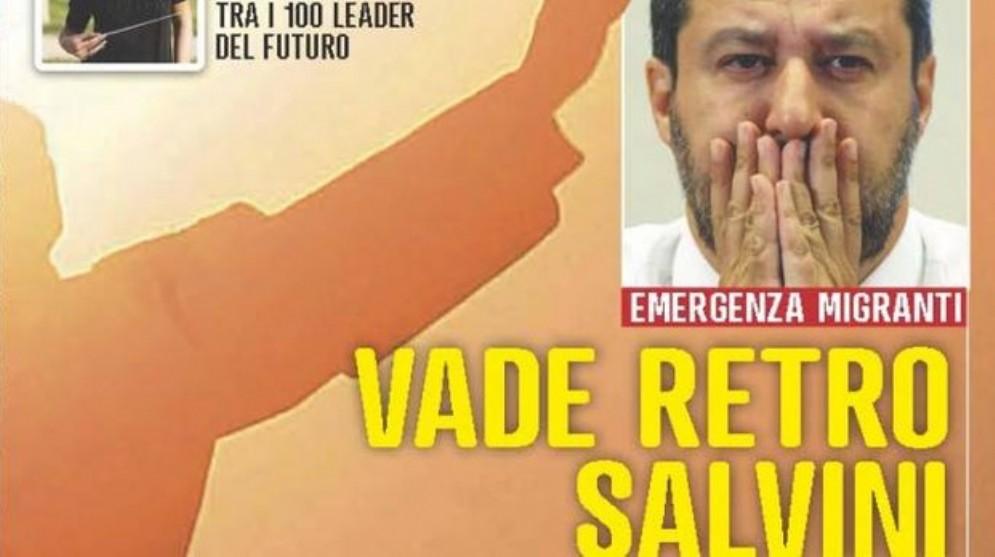 Famiglia Cristiana, Fedriga solidale con Salvini