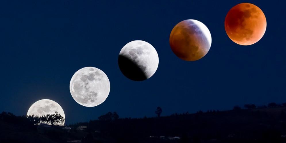 Eclissi di luna: a Occhieppo appuntamento con l'Unione Biellese Astrofili