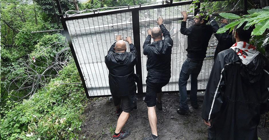Manifestanti No Tav assaltano il cantiere: tra loro due persone appena uscite dai domiciliari