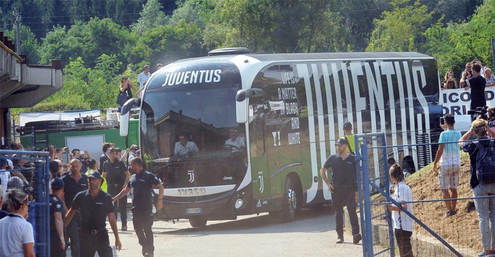 Villar Perosa, il 12 agosto invasione bianconera per Ronaldo: paese blindato per la Juve