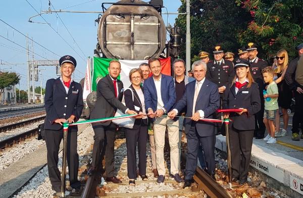 Treno storico sulla Gemona-Sacile, Fedriga conferma il sostegno della Regione