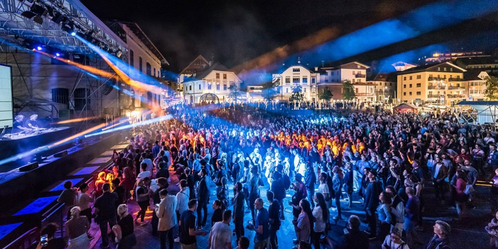 Kruder & Dorfmeister : the electric sound of Tarvisio