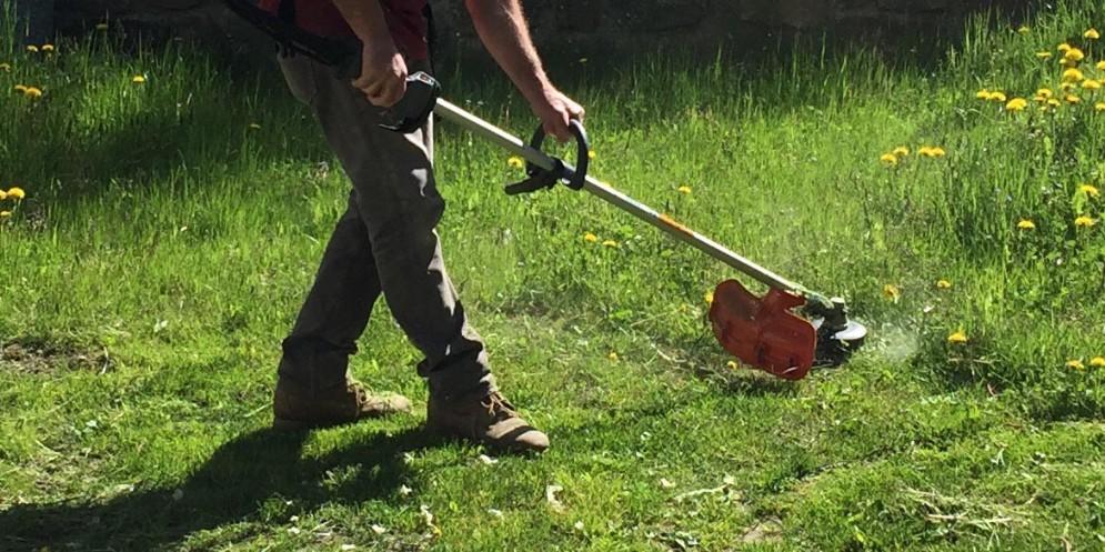 Malore mentre taglia l'erba: 36enne muore davanti ai colleghi