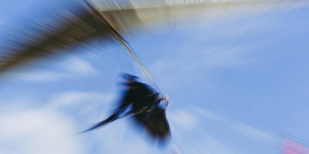 Temporali in Slovenia bloccano la terza prova dei PreWorlds di deltaplano