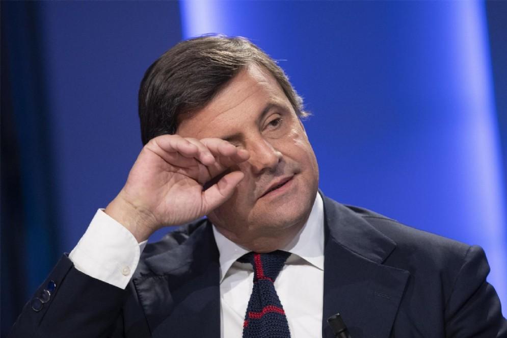 L'esponente del Pd Carlo Calenda