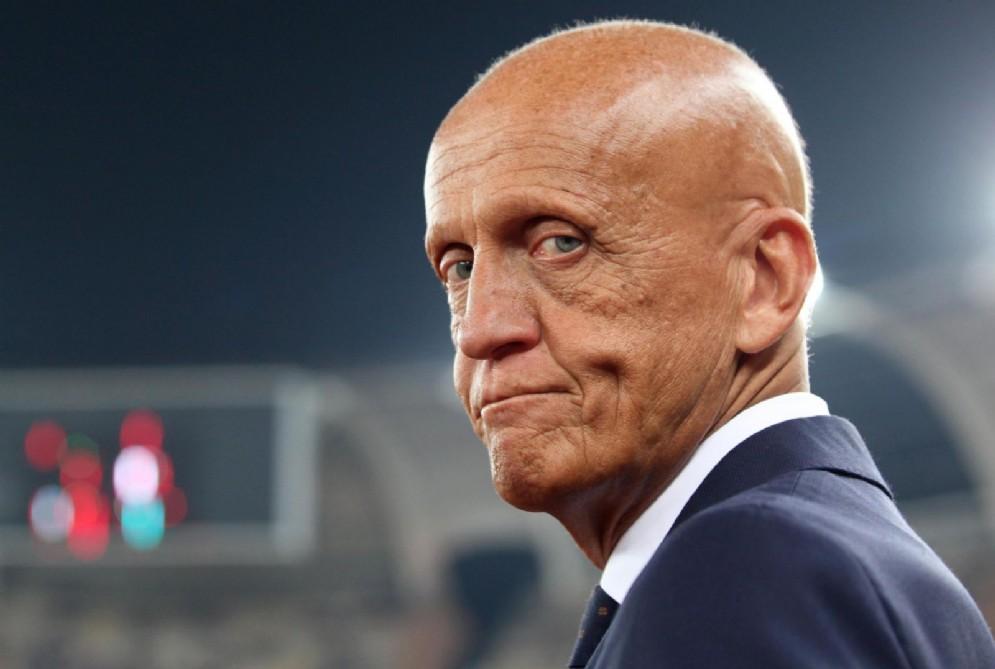 Pierluigi Collina, ex arbitro e designatore dei direttori di gara della Uefa