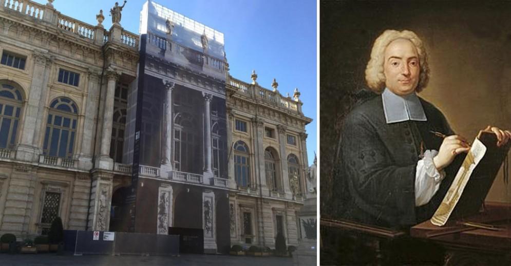 Lavori a Palazzo Madama