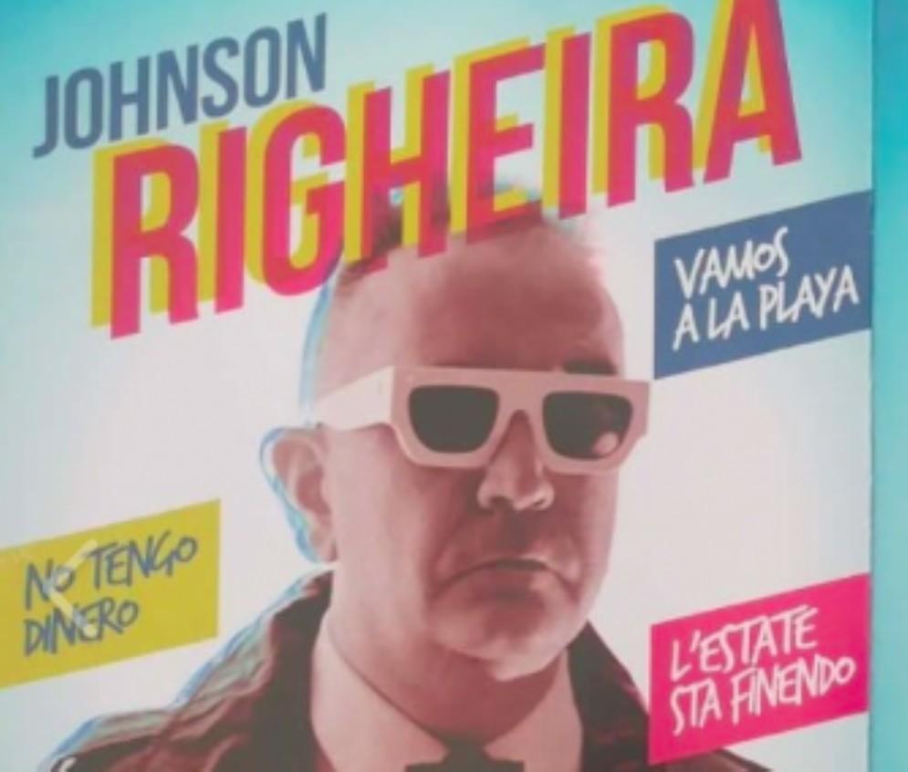 A Callabiana arriva Johnson Righeira