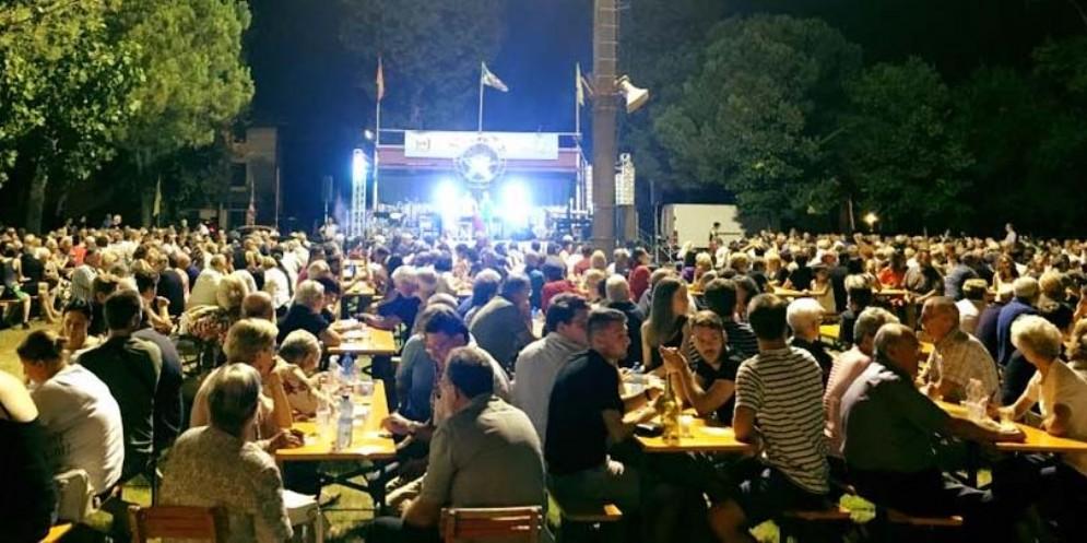 Domenica di festa e di riflessione politica alla Festa de l'Unità di Aquileia