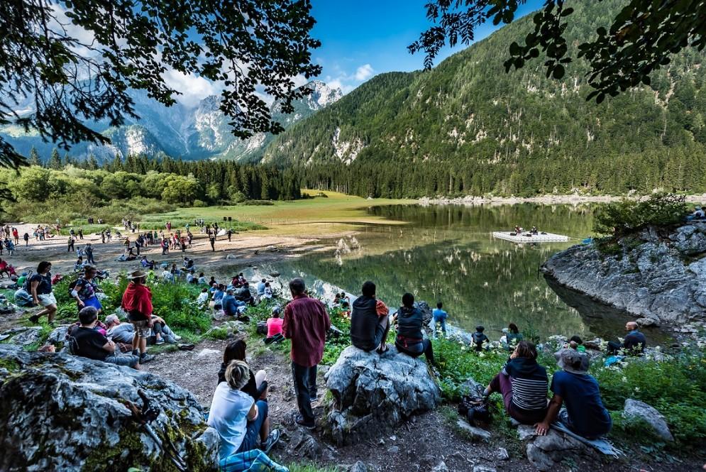 No Borders, successo per i concerti 'en plein air'