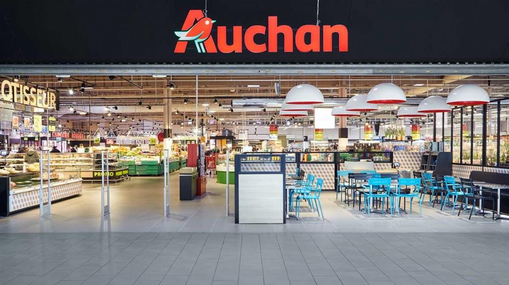 Spesa a domicilio: Auchan sceglie la startup Take My Things