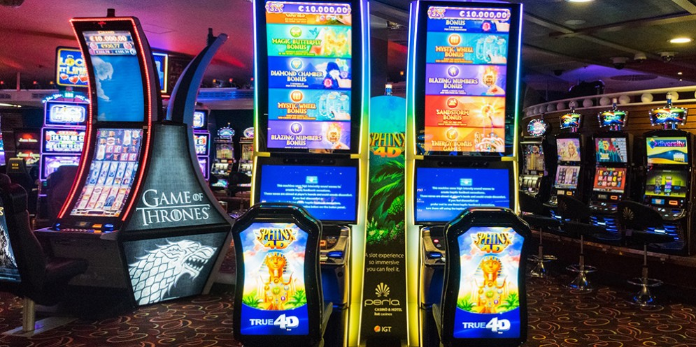 Estate di novità e grandi Jackpot nei centri Hit Casinos