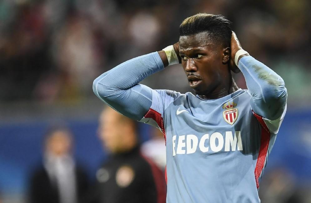 Keita Balde, attaccante del Monaco e della nazionale senegalese