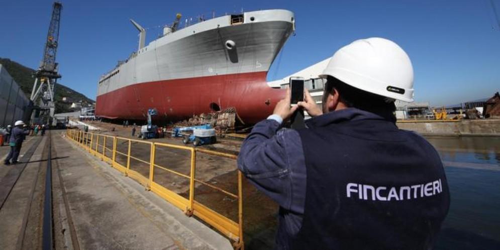 Accordo Fincantieri-Mer Mec per acquisire Vitrociset