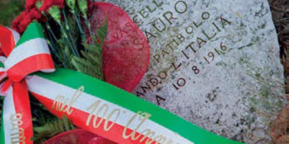 Celebrazione del 102° anniversario del martirio di Nazario Sauro