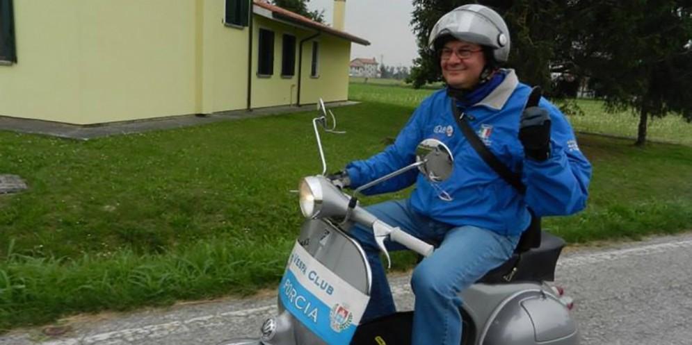 A rappresentare i colori del Friuli Venezia Giulia sarà Silvano Perrinodi Cordenons