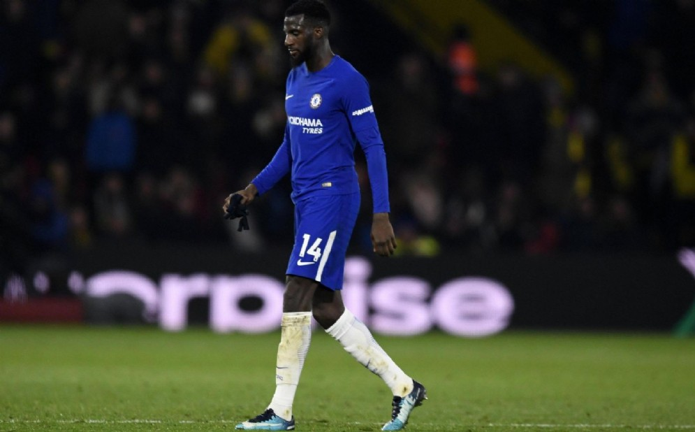 Il centrocampista francese Bakayoko