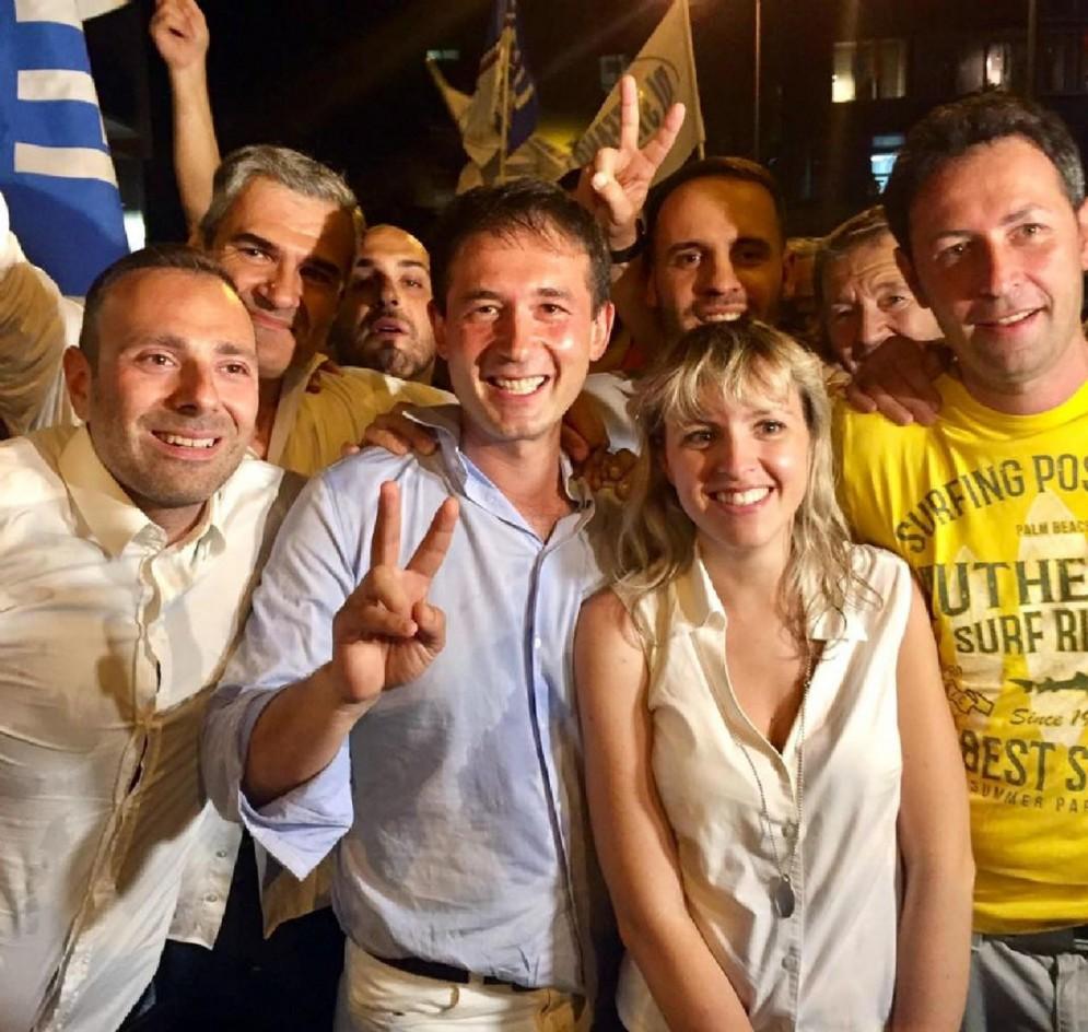 Roberto Di Stefano, primo sindaco di centrodestra eletto a Sesto San Giovanni dopo 72 anni