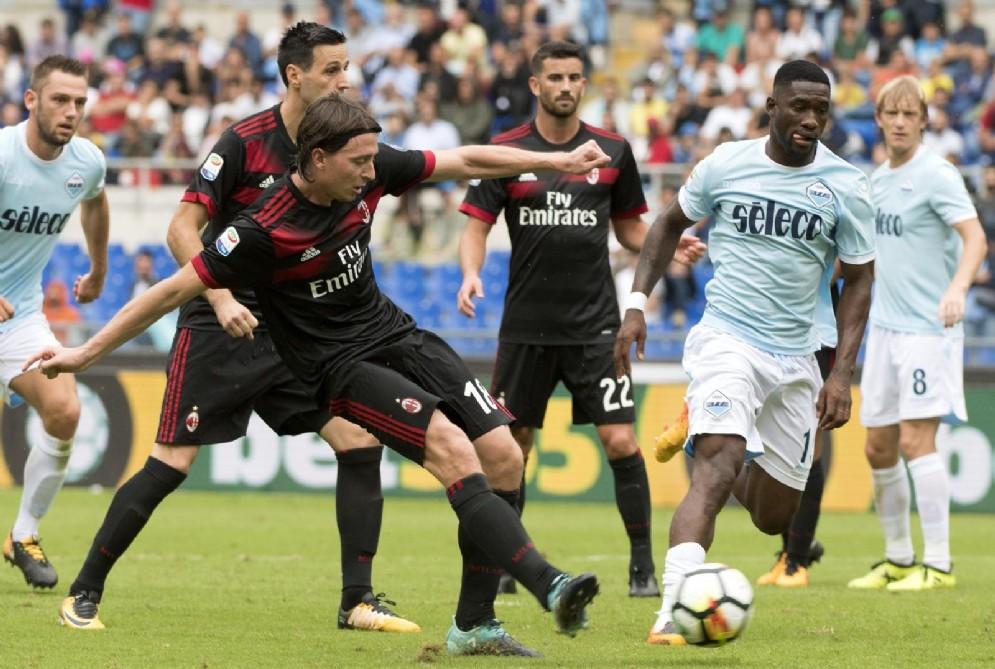 Riccardo Montolivo è al Milan dal 2012