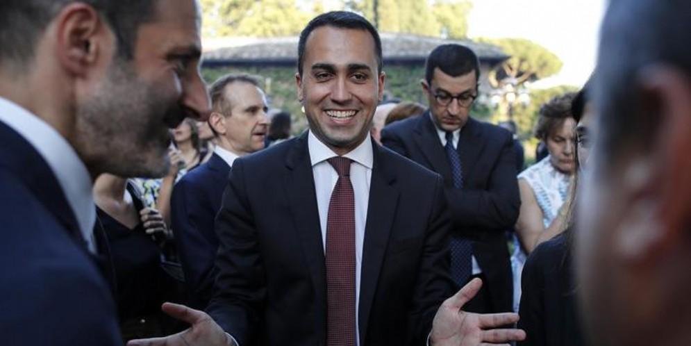 Il Ministro del Lavoro, Luigi Di Maio