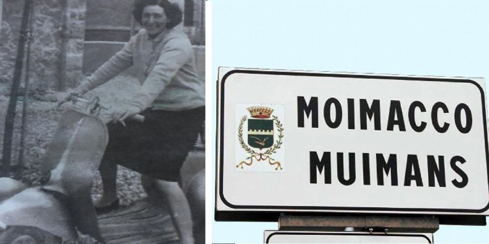 Prima donna in Vespa nel 1954, a 96 anni rinnova patente dell'auto