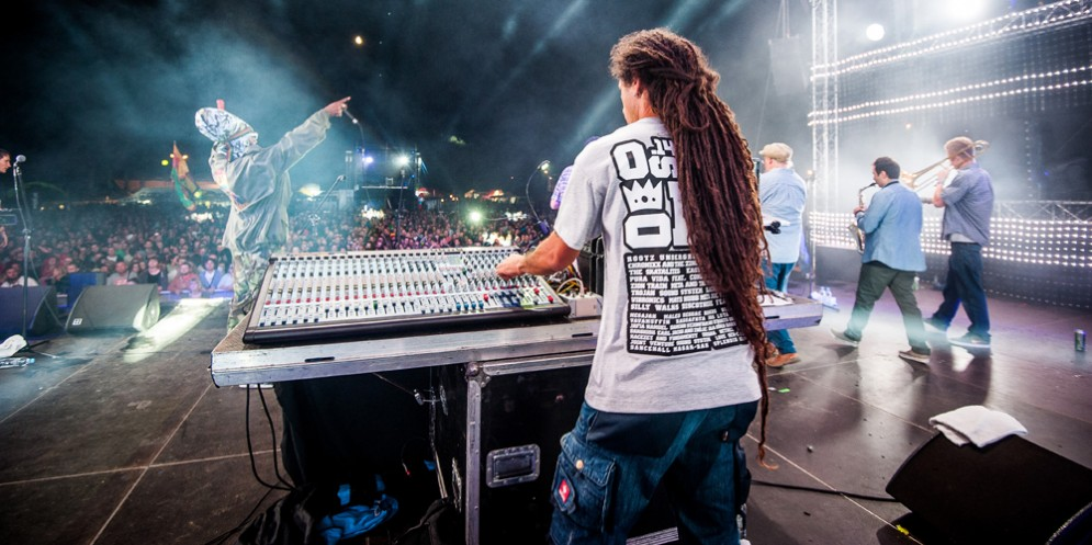 A Blessound arrivano gli Zion Train