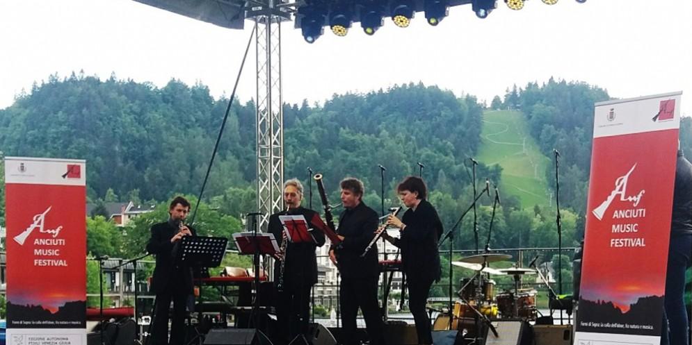 Anciuti Music Festival arriva a Forni di Sopra